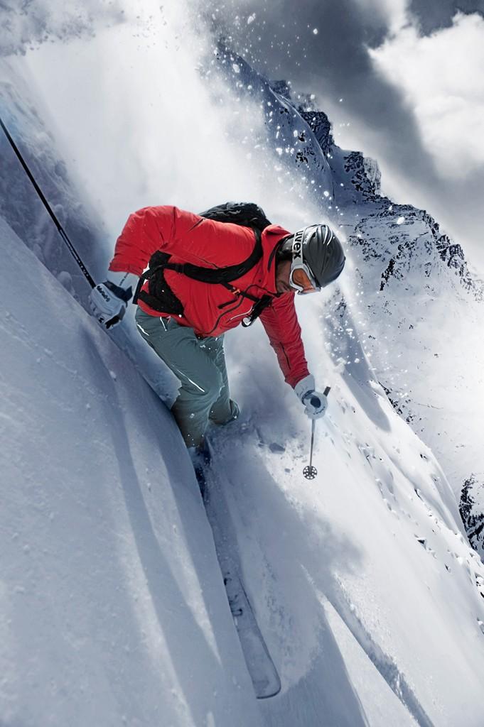 Pitztal Skifahren