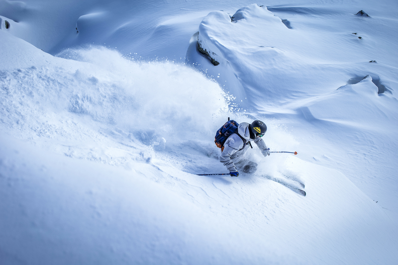 Laax Skigebiet