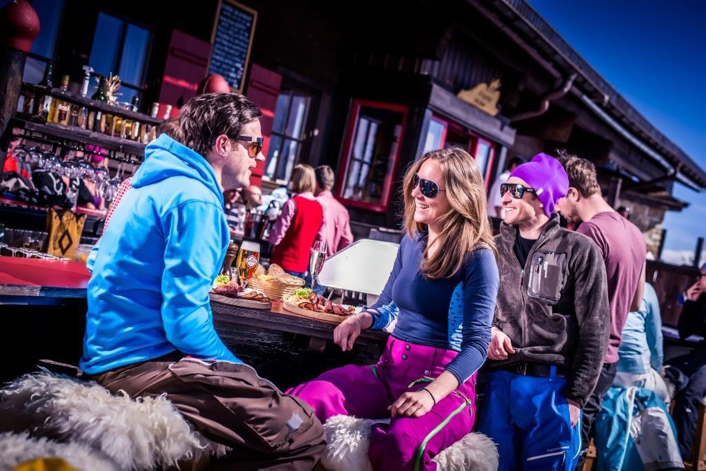 Skifahren in Bad Gastein