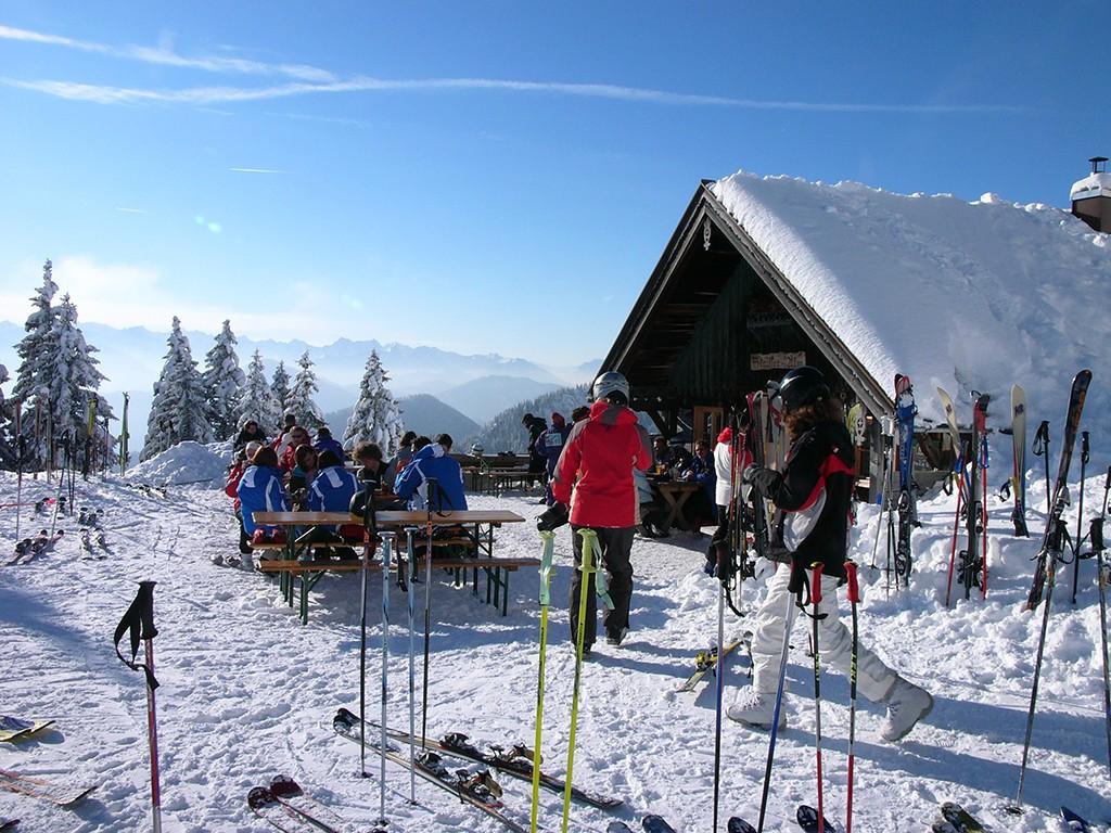 Brauneck skifahren