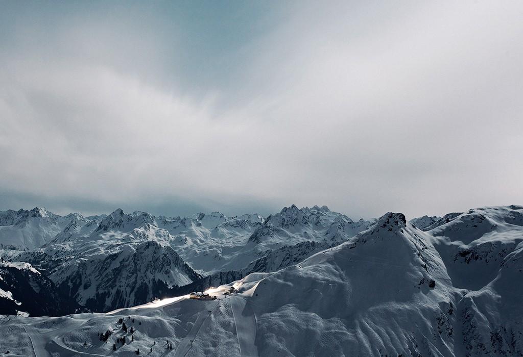 Skifahren Silvretta Montafon