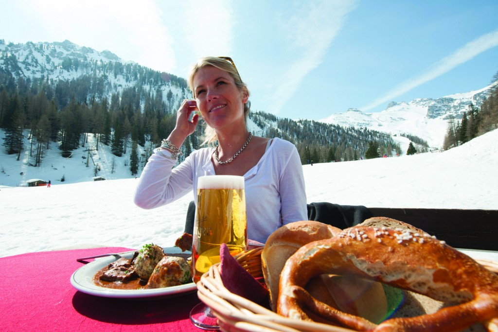 Skigebiet Schlick 2000 im Stubaital