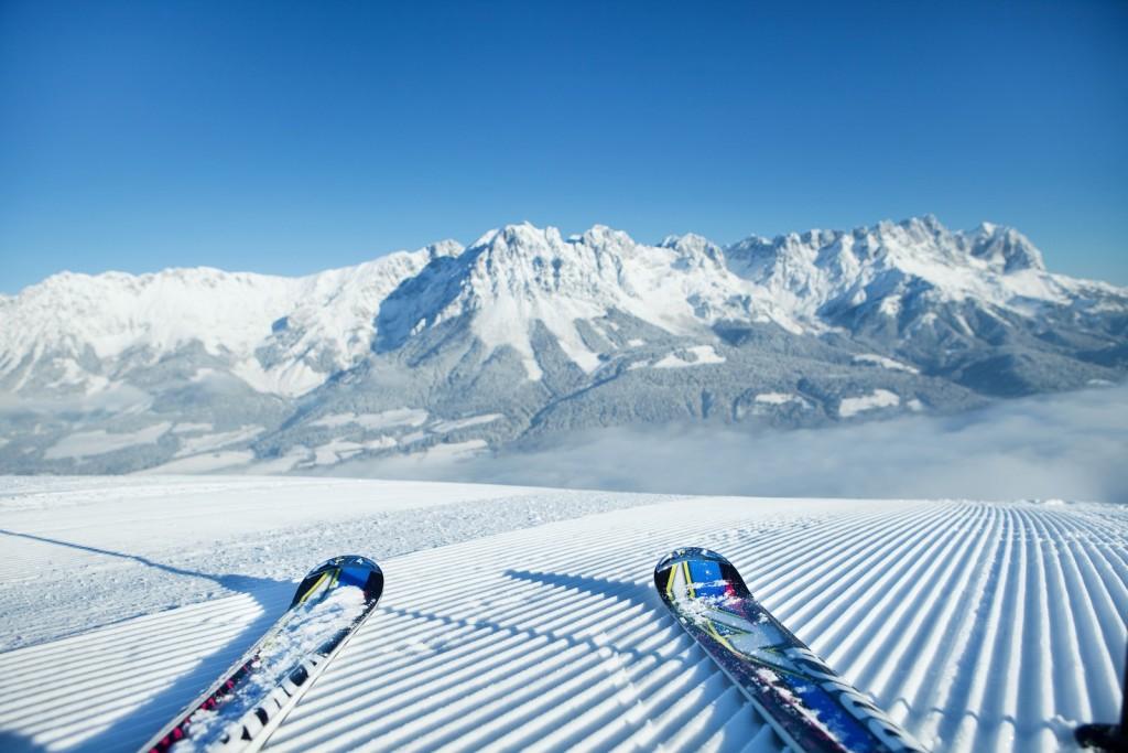 Wilder Kaiser Brixental Ski